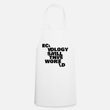 Typo Ecology Typo - Cooking Apron