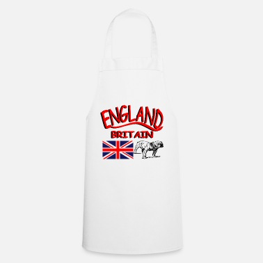 Flag England - Cooking Apron