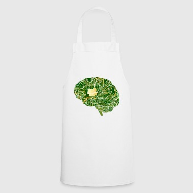 Brain chip - Cooking Apron