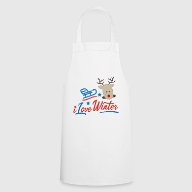 winter - Cooking Apron