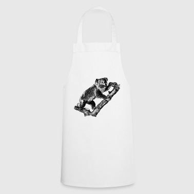 Grey Koala Grey - Cooking Apron