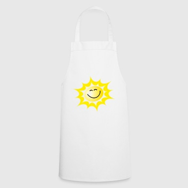 the sun - Cooking Apron