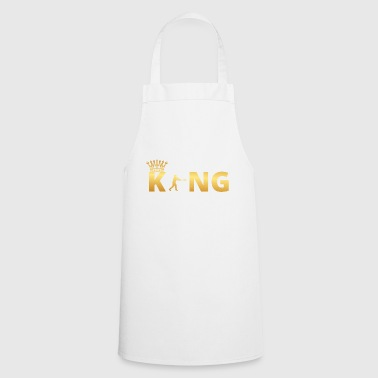 giftgamesmaster god baseball homerun bas - Cooking Apron