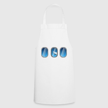plane - Cooking Apron