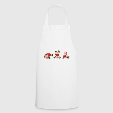 Santas - Cooking Apron