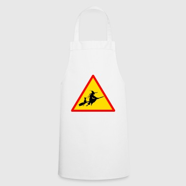 witches witch witches witch halloween - Cooking Apron