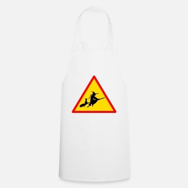 Witch witches witch witches witch halloween - Cooking Apron