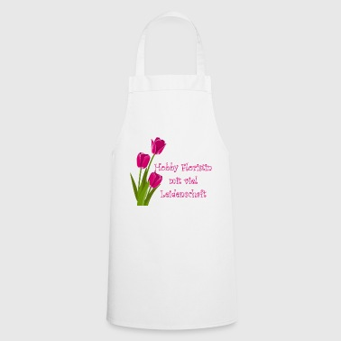 Hobby florist - Cooking Apron