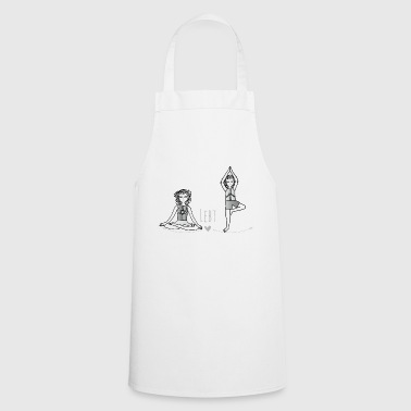 The guardian of the children's movement - Cooking Apron