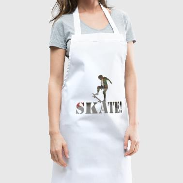 Skate! - Cooking Apron