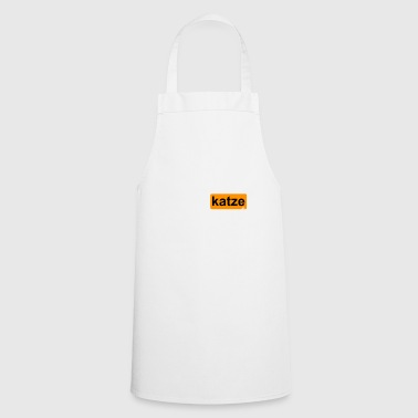 Kitty-kitty kitty - Cooking Apron