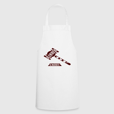 Hammer Hammer of justice - Cooking Apron