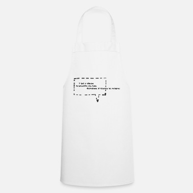 Snack snack - Cooking Apron