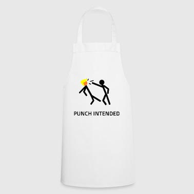 Punch PUNCH INTENDED - Cooking Apron