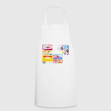 MIX TAPE - Cooking Apron