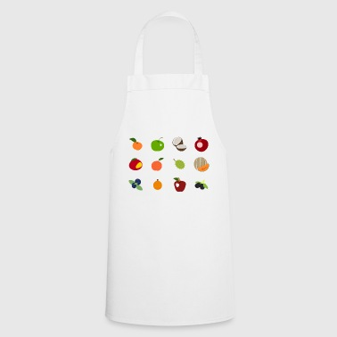 apricots apricot veggie vegetables fruits5 - Cooking Apron