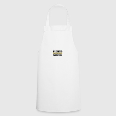 tuning - Cooking Apron