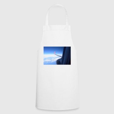 Wing view - Cooking Apron