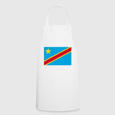 Democrat The Democratic Republic of the Congo flag - Cooking Apron