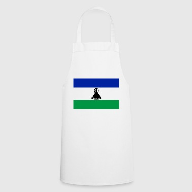 Lesotho flag - Cooking Apron