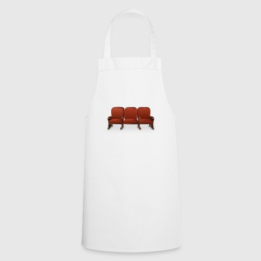Cinema Cinema seats Cinema Theater Movie - Cooking Apron