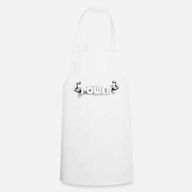 Muscle the muscles - Cooking Apron