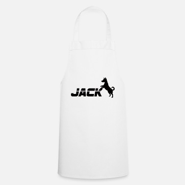 Jack Dog / Jack Russell: Jack - Cooking Apron