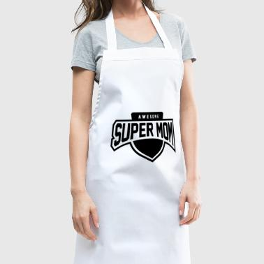 Awesome Super Mom - Cooking Apron