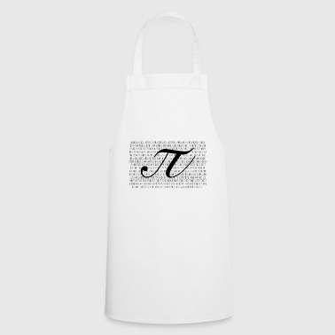 Pi - Math - Gift for Scientists - Cooking Apron