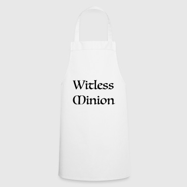 Witless Minion - Cooking Apron