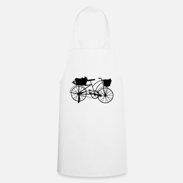 Bicycle bicycle - Cooking Apron