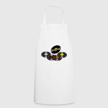 records - Cooking Apron