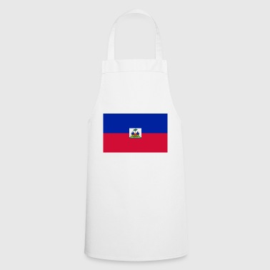 Haiti Flag - Cooking Apron