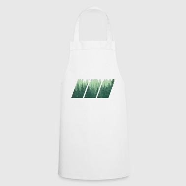 Tree Trees - Cooking Apron