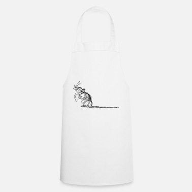 Mouse mouse - Cooking Apron