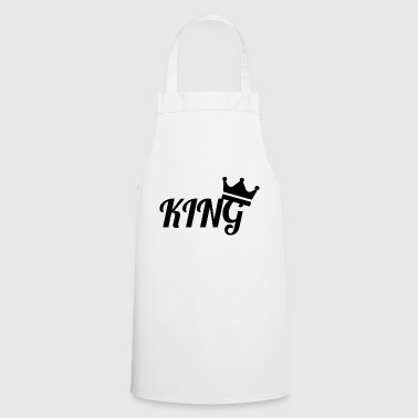 King | king - Cooking Apron