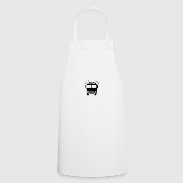 Fire fire Department - Cooking Apron