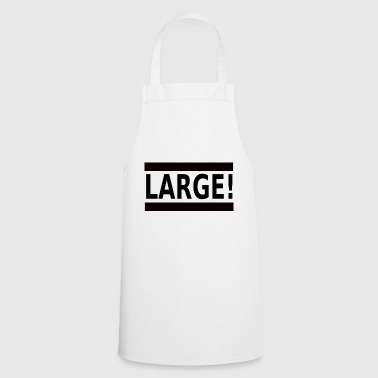 large - Cooking Apron