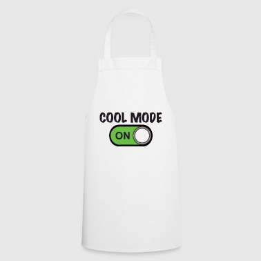 COOL MODE ON - Cooking Apron