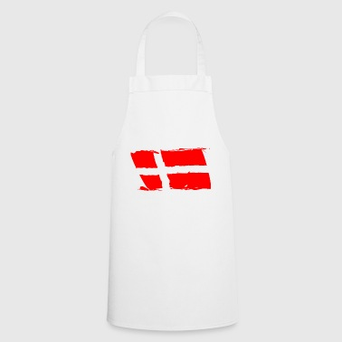 Danish flag - Cooking Apron
