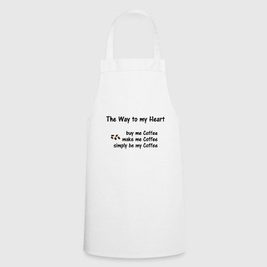 Morning Coffee Lover - Cooking Apron