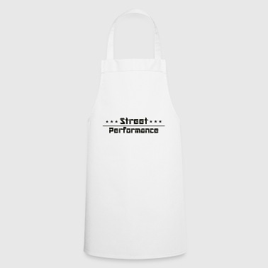 Street performance - Cooking Apron