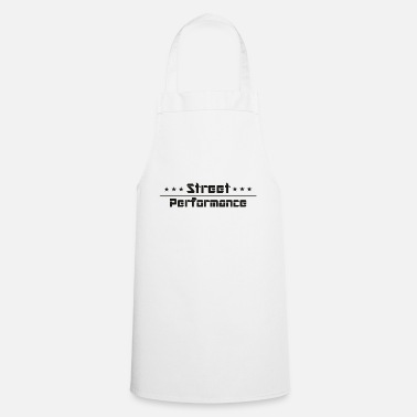 Performance Street performance - Cooking Apron