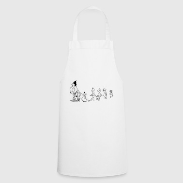 People - Cooking Apron