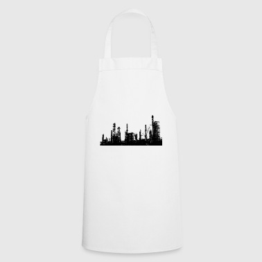 Oil refinery - Cooking Apron
