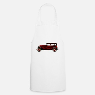 Vehicle vehicle - Cooking Apron