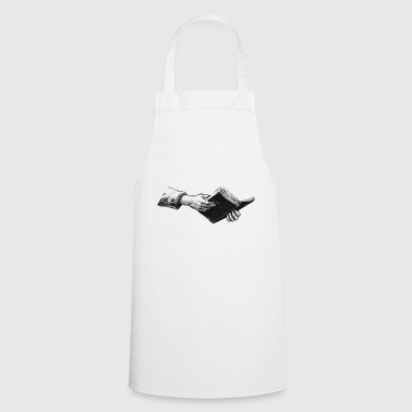 Read Reading - Cooking Apron