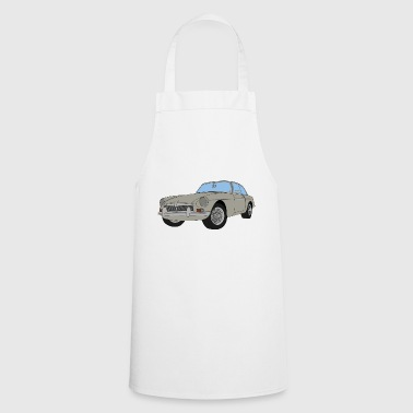 Grey FARINA GREY - Cooking Apron