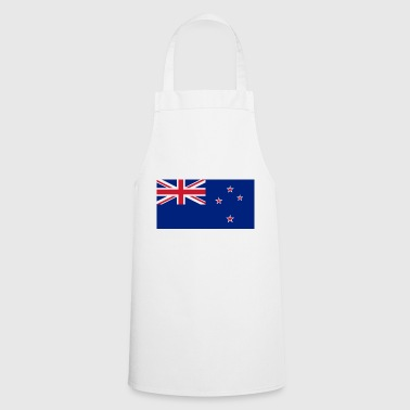 New Zealand FLagg - Cooking Apron