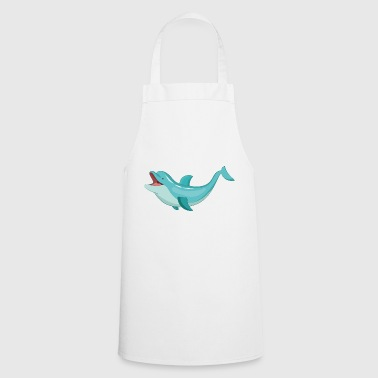 Dolphin mammal - Cooking Apron